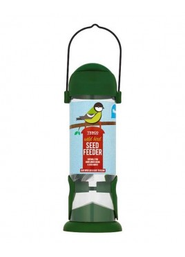 Tesco Standard Wild Bird Food Seed Feeder