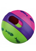 Trixie Plastic Snack Cat Ball Toy 6cm
