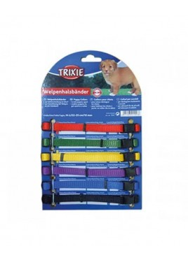 Trixie Collars Set of 6 For Puppy