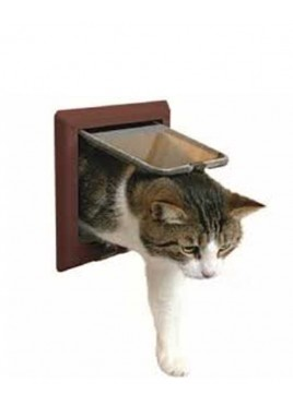 Trixie Cat Mate 4 Way Locking Flap For Cat