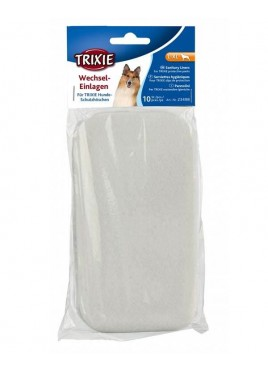 Trixie Assorted Pads for Protective Pants,  L, XL Pack of 10 pcs