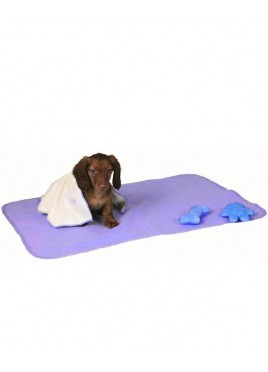 Trixie Puppy Kit With Blanket Blue