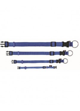 Trixie Premium Dog Collar L-XL Blue