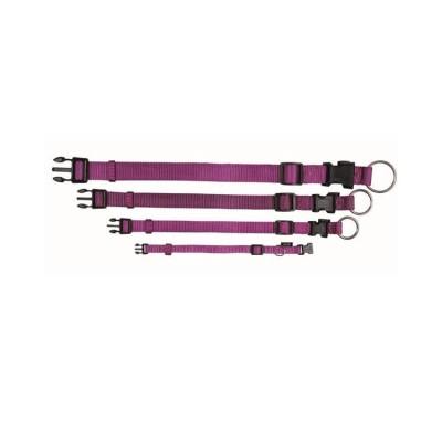 Trixie Premium Dog Collar L-XL Berry