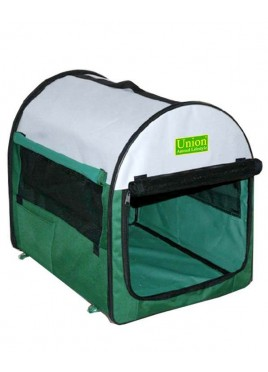 Union Animal Lifestyle Pet Dome House M Green 81x56x66cm