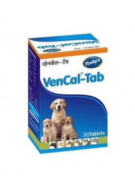 Venkys Pet Vencal Tab Plus 30 tabs