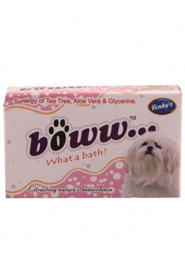 Venkys Boww Dog Aloevera Soap 70gm