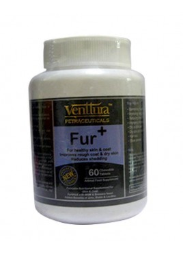 Venttura Fur Plus Skin And Coat Care Tablet 60