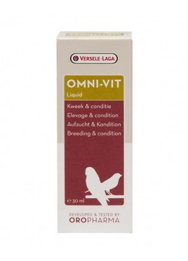 Versele Oropharma Omni Vit Liquid 30ML