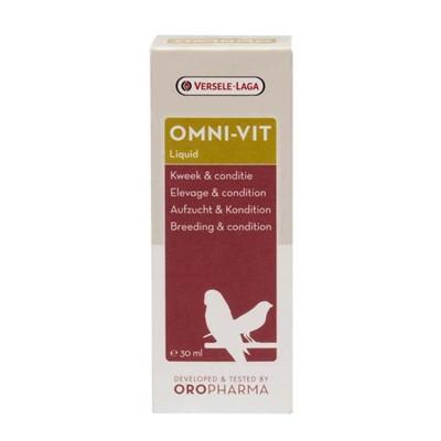 Versele Oropharma Omni Vit Liquid 30ML
