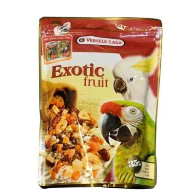 Versele Laga Parrots Exotic Fruits Food 600 GM