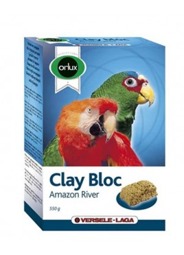 Versele Oropharma Clay Block Bird Food 550gm