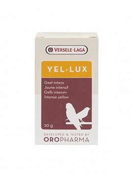 Versele Oropharma Yel-Lux Bird Supplement 20gm