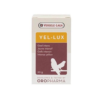 Versele Oropharma Yel-Lux Bird Supplement 20gm