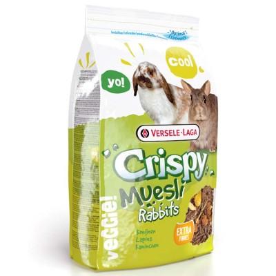 Versele Crispy Muesli Rabbits 2.750 Kg For Small Pets