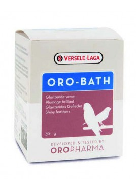 Versele Oropharma Oro-Bath Bird Supplement 30gm
