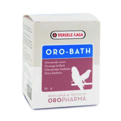 Versele Oropharma Oro-Bath Bird Supplement 300gm