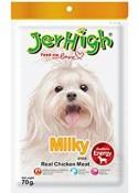 Jerhigh Milk Sticks Dog Treats 70Gm