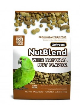 ZuPreem NutBlend Natural Bird Food 1.47 Kg