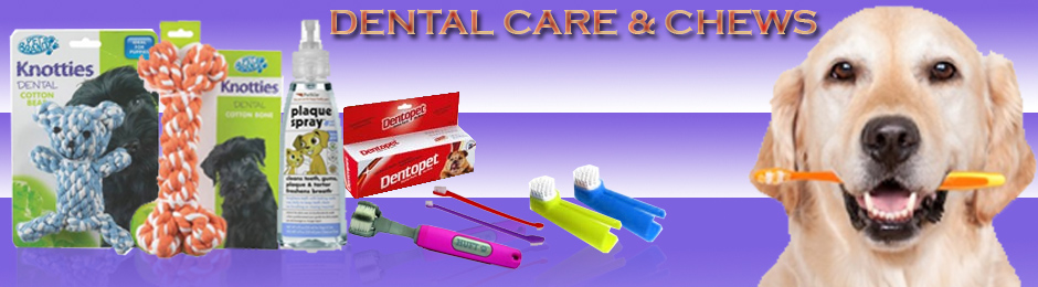 Dental Care & Chews