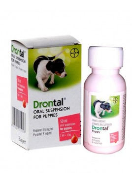 Bayer Drontal Puppy Suspension 20 ml