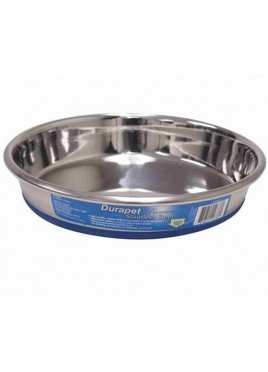 Durapet Cat Dish Steel Bowl 0.40pt
