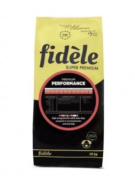 Fidele Adult Premium Performance Dog Food 18 kg