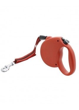 Flexi Standard Large Cord Red leash