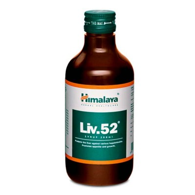 Himalaya Drugs Liv52 Syrup 200ml