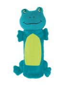 Outwrad Hound Bottle Gigglers Frog Toy 26 cm