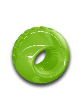 Outward Hound Bionic Opaque Ball Toy Large, Green