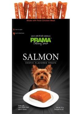 Prama Atlantic Salmon delicacy snack 70 gm