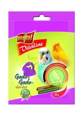 Vitapol Vitaline Chit Chat Bird For Budgie 20gm