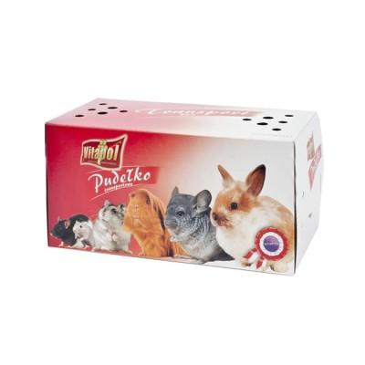 Vitapol Small Animals Transport Box