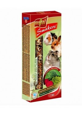 Vitapol Vegetable Smakers For Rodents 90gm