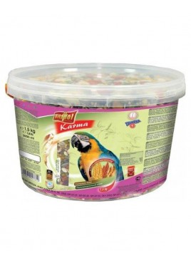 Vitapol Bird Fruit Food for Big Parrots 1.5 kg