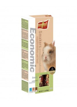 Vitapol Smakers Economic 90 gm For Rabbit