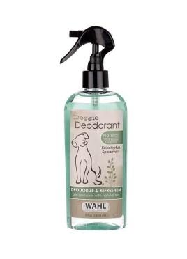 Wahl Doggie Deodorant Natural Eucalyptus and Spearmint 236.59 ml