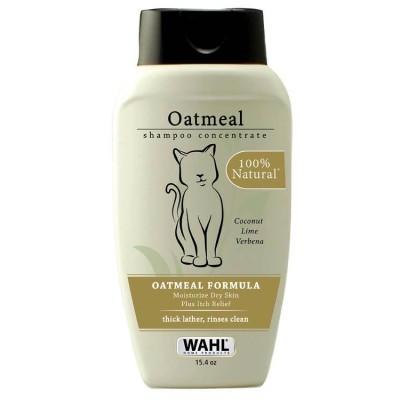Wahl Oatmeal Natural Cat Shampoo 455ml