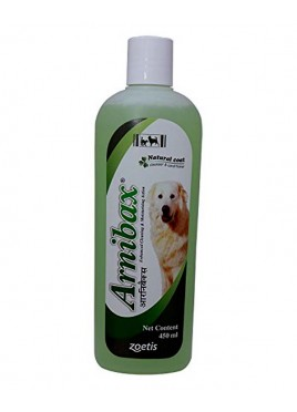 Zoetis Arnibax Natural Coat Dog Shampoo 450 ml