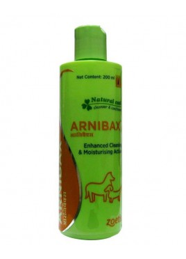 Zoetis Arnibax Natural Coat Dog Shampoo 200 ml