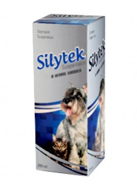 All4pets Silytek Silymarin Suspension For Pets - 200ml