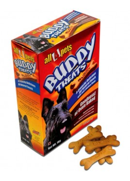 All4pets Buddy Treat Biscuits Non Veg For Dogs 1kg