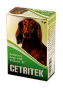 All4pets Cetritek Soap 75 gm