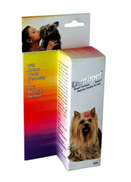 All4pets Dentopet Breath Freshner Spray 50 ml