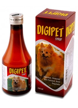 All4pets Digipet Syrup 200 ml