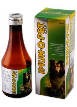 All4pets Immun O Pet Syrup 200 ml