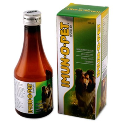 All4pets Immun-O-Pet Syrup 200 ml