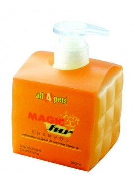 All4pets Magic Fur Disinfecting and deodorizing Shampoo 300ml