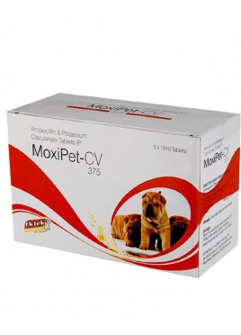 All4pets Moxipet-CV 375 mg (10 tab)